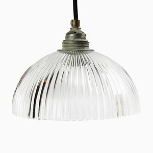 Mid-Century Industrial Ceiling Lamp from Holophane