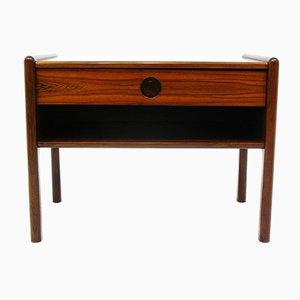 Mueble de palisandro, años 70