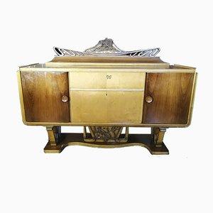 Italienisches Art Déco Sideboard, 1920er