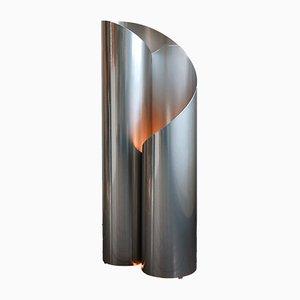 Lámpara Lamp Fold de acero de Maria Tyakina