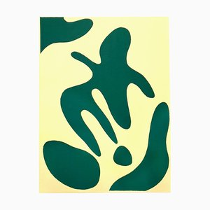 Composition Etching by Jean Arp, 1938