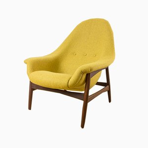 Mid-Century Lounge Chair by Hans Olsen for Bramin