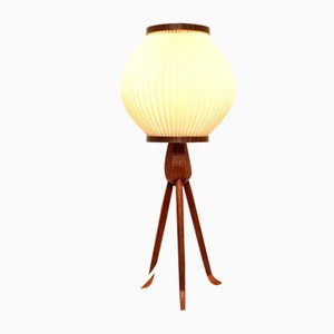 Danish Table Lamp by Svend Aage Holm Sørensen for Højrup Light, 1950s