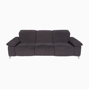 Vintage Gray 3-Seater Sofa from Musterring International