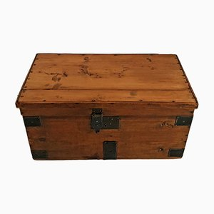 Wooden Trunk, 1950s
