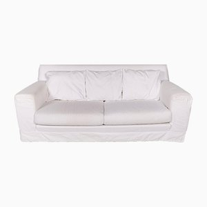 Vintage White Model Moroso 2-Seater Sofa from Moroso