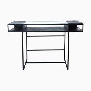 Graphite Secretaire Desk by Pols Potten Studio
