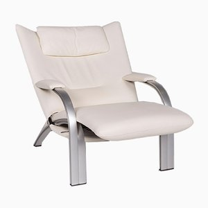 Vintage Leather Model Spot 698 Armchair from WK Wohnen