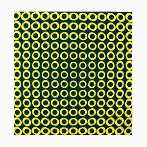 Screen Printing by Victor Vasarely, 1967