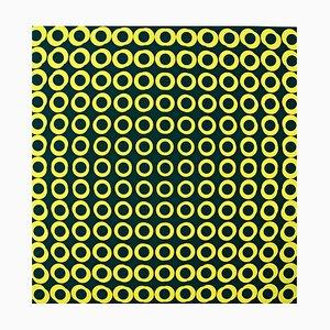 Serigrafía de Victor Vasarely, 1967