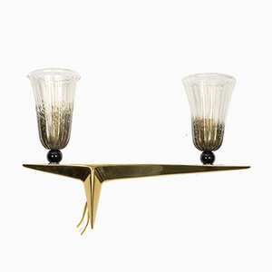 Murano Glass Sconce, 1950s