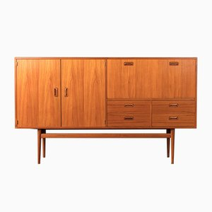 Teak Veneer Buffet from Musterring International, 1950s