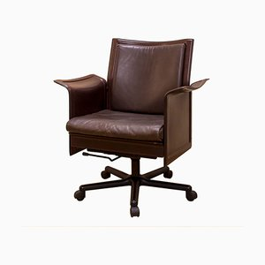 Desk Chair by Tito Agnoli for Matteo Grassi, 1970s