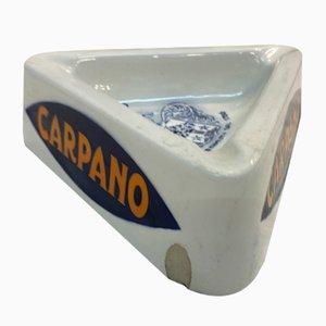 Carpano Turin Aschenbecher, 1960er