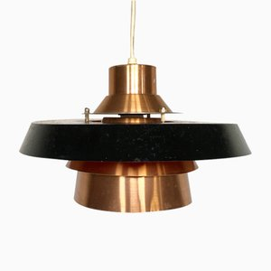 Scandinavian Ceiling Lamp, 1970s