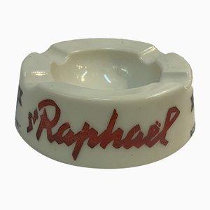 Cendrier St Raphael en Porcelaine, 1950s