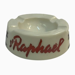 Porcelain St Raphael Ashtray, 1950s