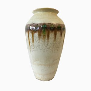 German Ceramic No. 106/42 Vase from Jasba, 1960s