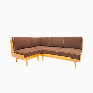 Mid-Century Corner Folding Sofa from UP Závody, 1950s