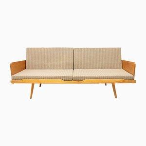 Ausklappbares Sofa von UP Závody, 1960er