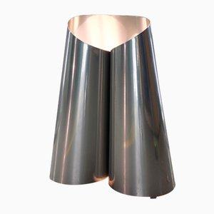 Fold Lampe aus Stahl von Maria Tyakina