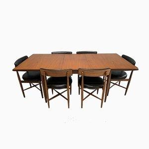 Table et Chaises de Salle à Manger par V.Wilkins pour G-Plan, 1960s