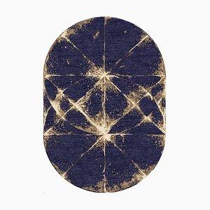 Handgeknüpfter Nakshatra Teppich von Florian Pretet und Lisa Mukhia Pretet