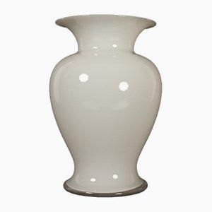 Vase Amphore Vintage en Verre par Michael Bang pour Royal Copenhagen