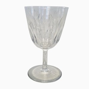 Crystal Water Glasses from Baccarat, 1970s, Set of 6