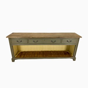 Antique Victorian English Sideboard