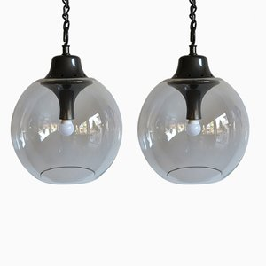 Ceiling Lamps by Luigi Caccia Dominioni for Azucena, 1967, Set of 2