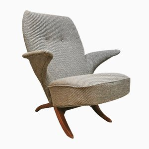 Dutch Lounge Chair by Theo Ruth for Artifort, 1950s