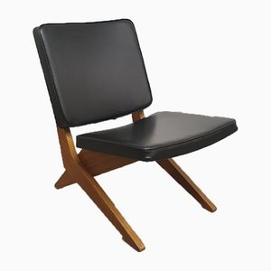 Mid-Century FB18 Armchair by Jan van Grunsven for Pastoe