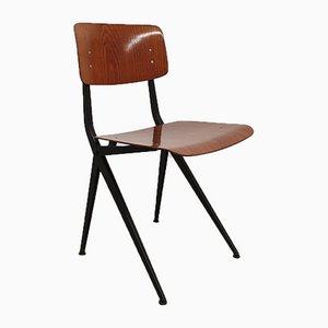 S201 School Chair by Ynske Kooistra for Marko, 1970s