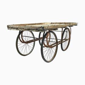 Wooden Cart, 1940s