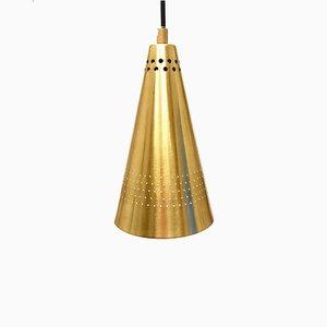 Lampe à Suspension en Laiton par Hans-Agne Jakobsson pour Hans-Agne Jakobsson AB Markaryd, 1950s