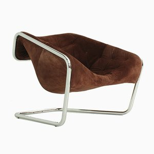 Lounge Chair by Kwok Hoi Chan for Steiner, 1970s