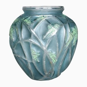 Grasshopper Vase by R.Lalique, 1912