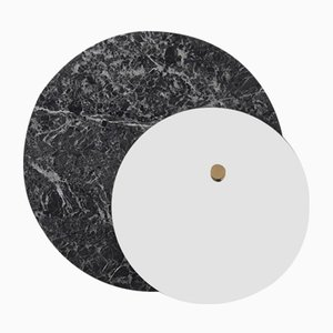 Marble Do It Wall Mirror by Joana Marcelino