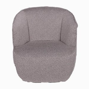 Vintage Gray Armchair from Rolf Benz