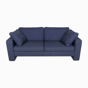 Vintage Blue 2-Seater Sofa from Cor