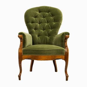 19th Century Louis Philippe Style Armchair