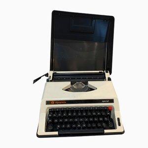 Máquina de escribir de Olympia, años 70