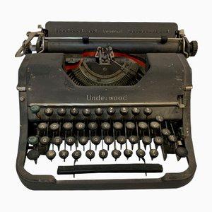 Máquina de escribir de Underwood, años 60