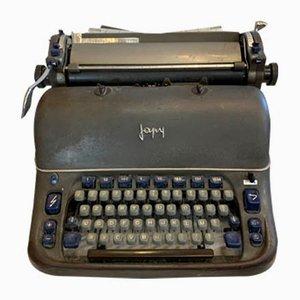 Schreibmaschine von Japy, 1950er
