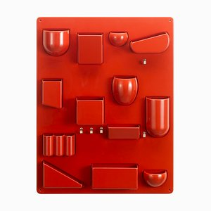 Red Rack by Dorothee Becker for Vitra, 1960s