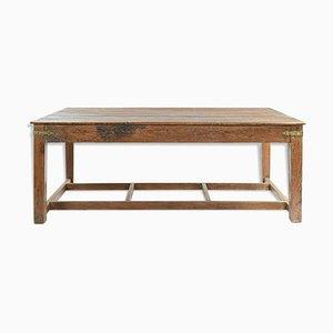 Table Basse en Bois, 1940s
