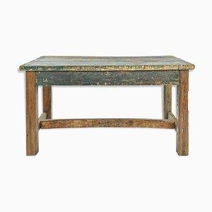 Tavolo da pranzo in legno, anni '40