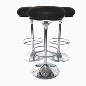 Mid-Century Bar Stool from Johanson Design