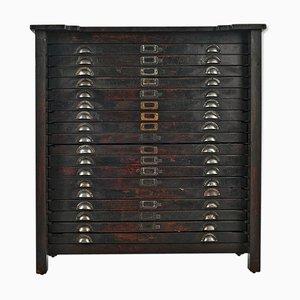 Wooden Dresser, 1940s